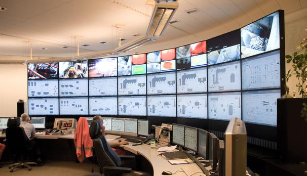Incident management room